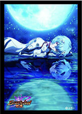 Neon Genesis Evangelion Rei Ayanami Card Game Character Sleeves Collection Vol.1