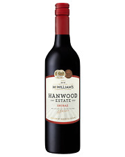McWilliam's Hanwood Estate Shiraz bottle Dry Red Wine 750mL