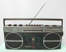 GRUNDIG RR 325 Vintage Radio Cassette Recorder Made in Germany
