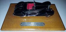 Heco #358M 1/43 Bugatti 57C Chassis No. 57808 Cabriolet Vanvooren 1939 #/300