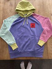 Teddy Fresh Pastel Colorblock Hoodie