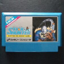 Stick Hunter Ice Hockey Nintendo Famicom NTSC Japon ・ ❀ ・ Sports NES スティック ハンター
