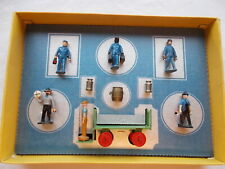 AMERICAN FLYER #578 STATION FIGURE REPRODUCTION INSERT ONLY,NO FIGURES OR BOX