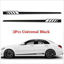 Car Graphics Side Body Vinyl Decal Sticker Sports Racing Race Long Stripe Decals