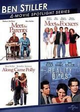 Ben Stiller: 4-Movie Spotlight Series (DVD, 2013, 2-Disc Set) NEW Sealed