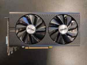 RX 480 4GB SAPPHIRE Nitro GDDR5 Graphics Card