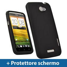 Custodie preformate/Copertine nero per HTC One S
