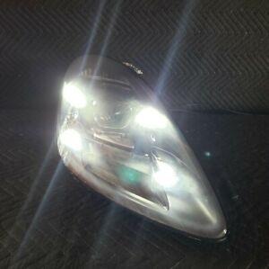 HosDevice Lampe de Projection de Porte de Voiture pour Porsche Panamera 718 Boxster Cayman Cayman 911 LED Bienvenue Lumi/ère Porte Courtesy Light Car Styling
