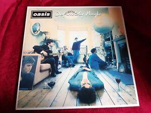 Oasis - Definitely Maybe Vinyl DLP  Remastered Reissue 2014 Used