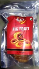 Dry Fruit Anjeer Anjir Dry Figs Freshly Packed Pure and Natural - 250 gram/8.8oz