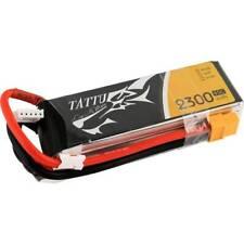 Tattu batteria ricaricabile lipo 14.8 v 2300 mah numero di celle 4 45 c softcase