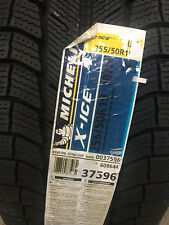 1 New 255 50 19 Michelin X Ice Xi2 ZP Run Flat Snow Tire