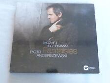 PIOTR ANDERSZEWSKI - FANTAISIES -  MOZART / SHUMANN  !!! CD !!!!!!!!!!!!!!!!!!!