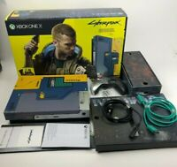Cyberpunk 2077 Xbox One X Limited Edition Console 1 TB / Complete