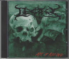 LEGACY - Art of Killing / Privat PRESSING, German Death Metal, limited to 500 !!