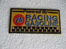 Patch 76 gasoline Patch autosport motorcross racing motorracross autocross GT