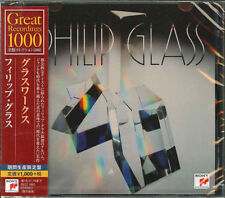 PHILIP GLASS-GLASSWORKS-JAPAN CD Ltd/Ed B63