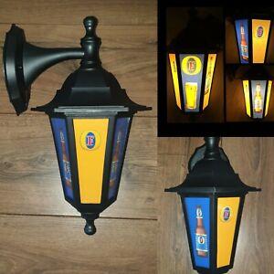 Fosters light Wall Lantern pub light LED bar Sign replica fosters light beer