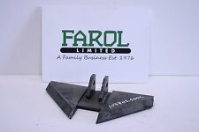 Genuine Gregoire Besson Small Wing Carbide 107802500C Agriculture Farming Field