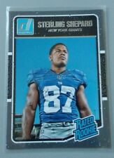 2016  Donruss  STERLING SHEPARD   Rated Rookie