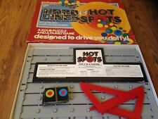 HARD LINES & HOT SPOTS Two Great Games In One Board Game The Company Rare