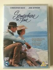 Somewhere In Time (Region 2 DVD - 2009) - Factory sealed *Mint Condition*