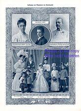 Archduke Franz Salvator of Austria - Tuscany 1908 photo image Maria Valerie +