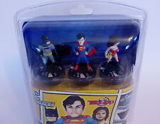 Heroclix Super Heroes Dc-Tabapp Pack-Batman/Superman/Wonder Woman