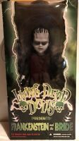 Mezco Living Dead Dolls - Frankenstein Black And White Variant 2013