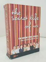 The Secret Life Of Us Season 1 Complete First Series One DVD 7-Disc Region Free