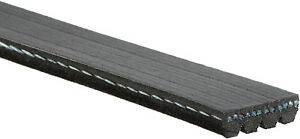 Serpentine Belt-Micro-V AT Premium OE V-Ribbed Belt CARQUEST by GATES K040430