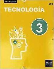 (AST).(15).TECNOLOGIA 3ºESO (INICIA) *ASTURIAS*. ENVÍO URGENTE (ESPAÑA)