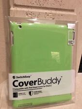 SwitchEasy Cover Buddy Ultra Slim Thin Scratch Resistant Case for iPad 2 Green