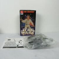 AMT/ERTL STAR WARS Collector Edition *LUKE SKYWALKER MODEL KIT*  new open box