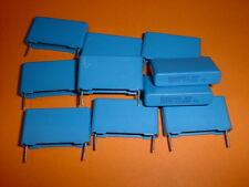 10x 47nF/1000V MKP Siemens Kondensator RM22,5