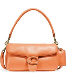 Coach Pillow Tabby Brass/Candied Orange C0772 Shoulder Bag 26