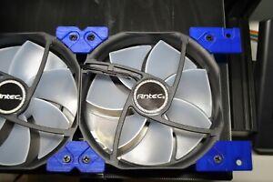 120mm 140mm Fan Bracket / Connector set for Ethereum Mining Rig pack
