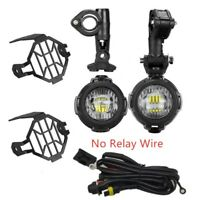 2X 40W Motorcycle CREE LED Driving Headlight Fog Lamp Spot Lights for BMW F800GS