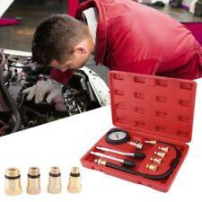Compression Pressure Engine Car Tester Gauge Bicycle Diesel Cylinder Test Kit