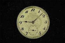 VINTAGE 12 SIZE HAMILTON POCKET WATCH MOVEMENT GRADE 912 FROM 1924