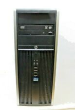 Hp Compaq 8300 MiniTower Intel Core i7-3770 3.4 Ghz 16Gb 256Gb Ssd Win 10 Pro