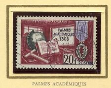 STAMP / TIMBRE FRANCE OBLITERE N° 1190 PALMES ACADEMIQUES 1808