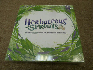 Herbaceous Sprouts Board Game - New in Shrink!