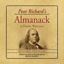 Poor Richard's Almanac and Other Writings, Franklin, Benjamin