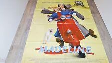 MADELINE  ! affiche cinema  vespa