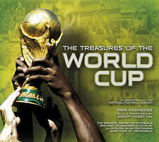 The Treasures of the World Cup, Keir Radnedge, Very Good Book