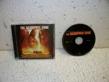 The Scorpion King Original Soundtrack Enhanced CD Out Of Print Compact Disc