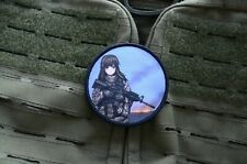 Anime, Manga Tactical girls tactical morale military patch