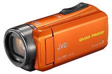 JVC Everio GZ-R440 Quad Proof Full HD Digital Video Camera / Camcorder