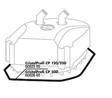 Ersatzteile für JBL Cristal Profi 120 CP Cristalprofi Rotor Dichtung Pumpenkopf